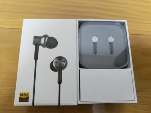 Xiaomi イヤホン Mi In-Ear Headphones Pro HD