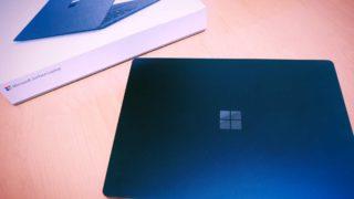 Surface Laptop2レビュー。Windowsで最も美しいノートPC【DAG-00127】