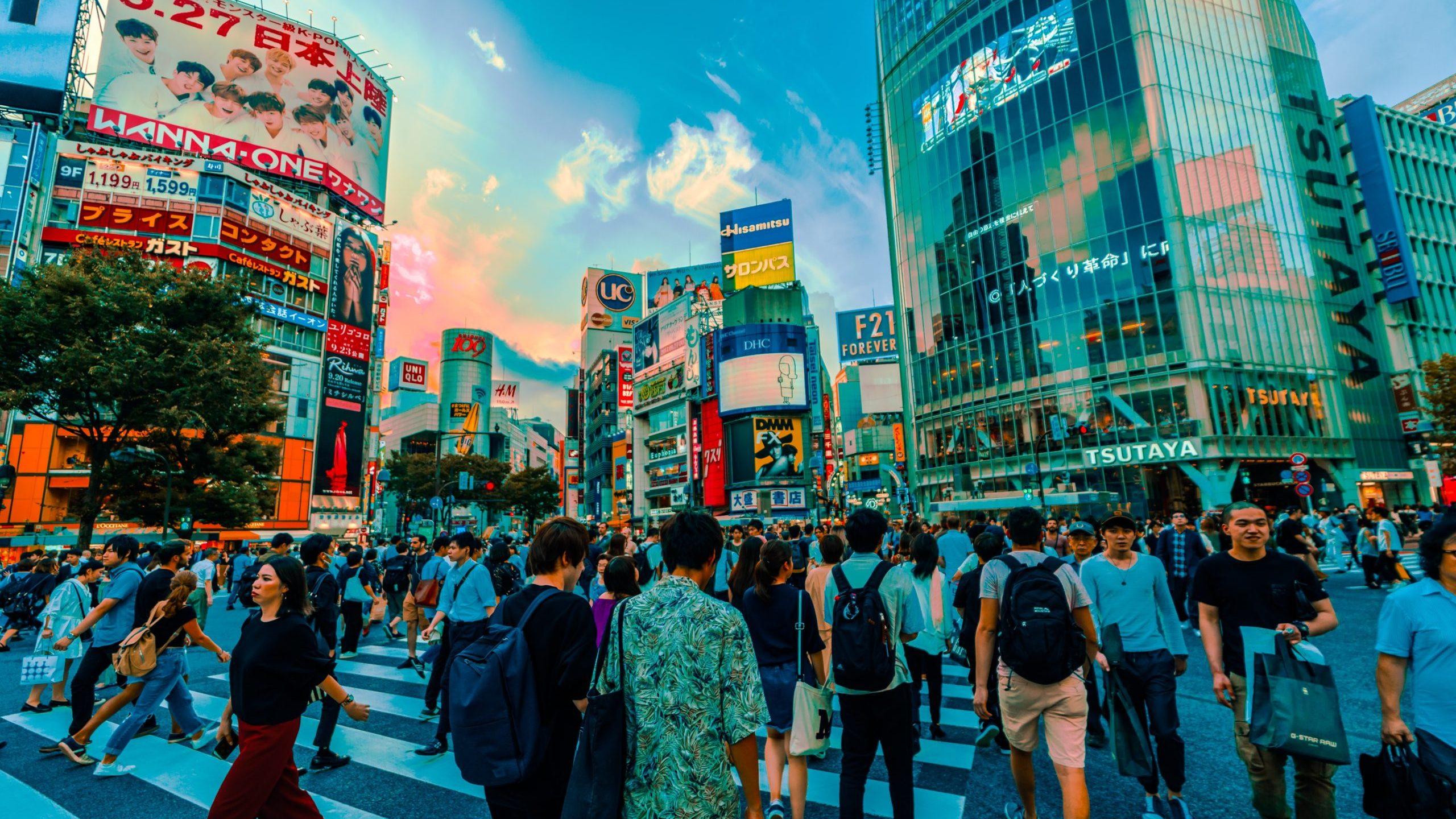 日本の渋谷