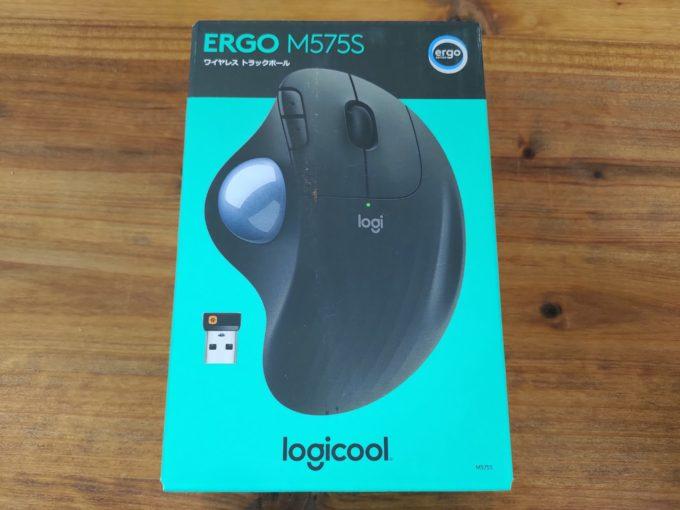 Logicool ERGO M575