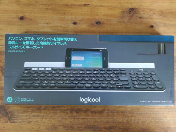 ロジクール k780