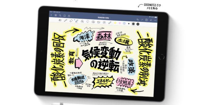 無印iPad9世代